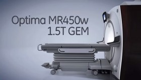 GE Healthcare: Optima MR450w 1.5T GEM демо